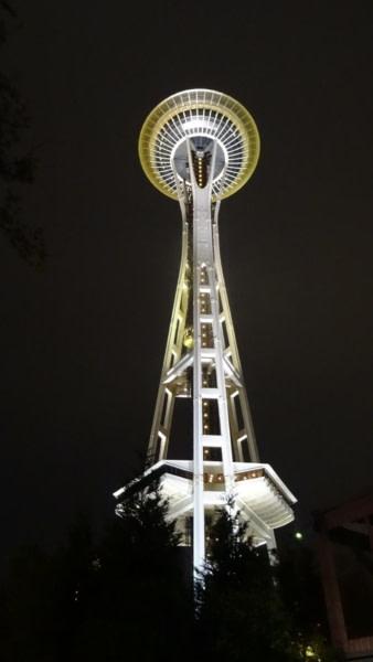 Découvrir Seattle La Space Needle de Seattle