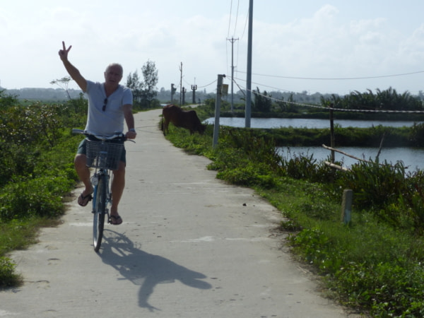 Ballade en vélo à Hoi An