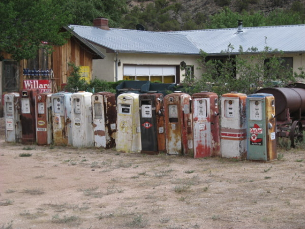 Taos Route 66 2011