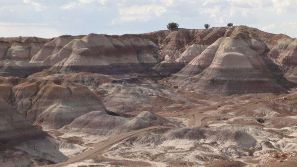 Painted Desert route 66 2011
