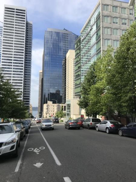 Visite de Seattle Downtown