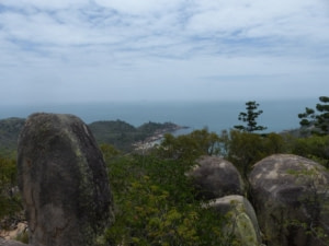 Magnetic Island vue du fort