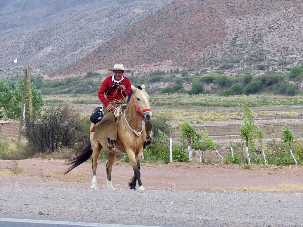 Gaucho argentin