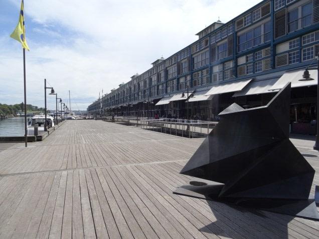 Sydney  Finger Wharf